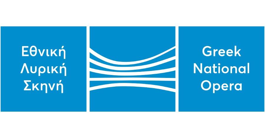 Greek National Opera Logo
